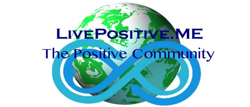 LivePositive.ME logo
